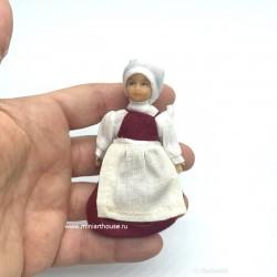 Мэри Энн Фелпс девочка, миниатюра 1:12