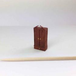 Шкаф, миниатюра 1:144