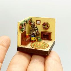 Румбокс Новогодний, миниатюра 1:144