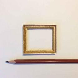 Рамочка для картины простая, масштаб 1:12