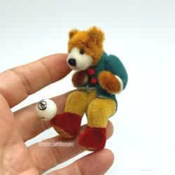 Little Kiko, Коллекционный мишка, ручная работа