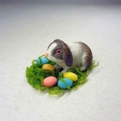 Пасхальный зайчик, миниатюра
