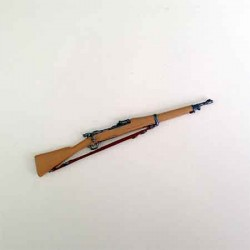 Спрингфилдская винтовка, кукольная миниатюра 1:12