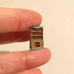 Буфет кухонный 2, миниатюра 1:144