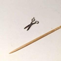 Ножницы портного, миниатюра 1:12