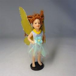 Кукла Феечка, миниатюра
