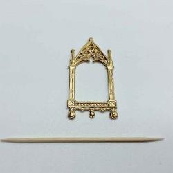 Рамка для картины Cathedral, кукольная миниатюра 1:12