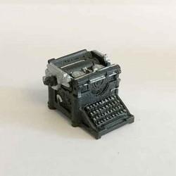 Печатная машинка, миниатюра 1:12