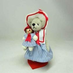 Мишка Тедди Тереза с другом