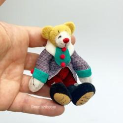 Sad Sac Коллекционный мишка, ручная работа