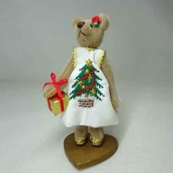 Melody  Коллекционный мишка, ручная работа
