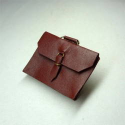 Портфель, миниатюра 1:12