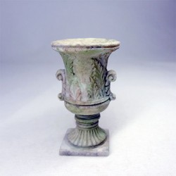 Французская садовая ваза, миниатюра 1:12