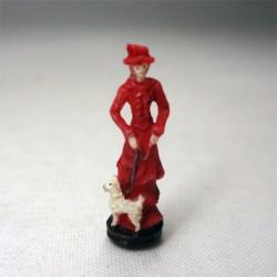 Статуэтка Модная леди