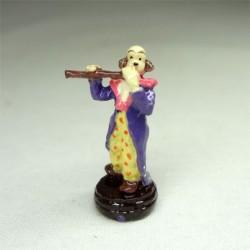Статуэтка Клоун флейтист