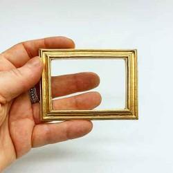 Рамка, кукольная миниатюра 1:12