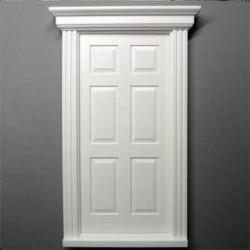 Дверь Георгианская, масштаб 1:12