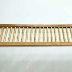 Перила для крыльца, балкона,, масштаб 1:12