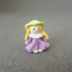 Куколка - игрушка, миниатюра