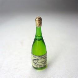 Бутылка шампанского, масштаб 1:12