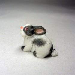 Кролик серый, миниатюра
