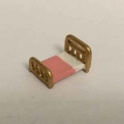 Кровать, миниатюра 1:144