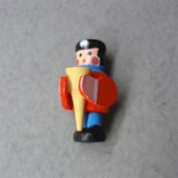Игрушка Солдатик с трубой, масштаб 1:12