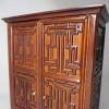 Шкаф в китайском стиле, масштаб 1:12