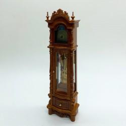 Часы напольные CHIPPENDALE, миниатюра 1:12