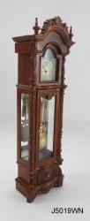 Часы напольные CHIPPENDALE,  масштаб 1:12