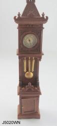 Часы напольные Working Grandfather Clock , масштаб 1:12