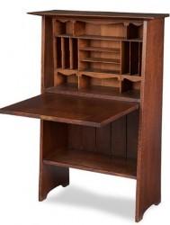 Секретер, Writing Desk with cupboard, масштаб 1:12