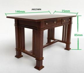 Кухонный рабочий стол Mission Furnitue Style, масштаб 1:12