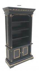 Книжный шкаф William IV ,  масштаб 1:12