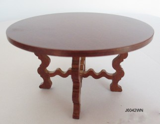 Стол 16th Century Low Round Table,  масштаб 1:12