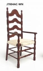 Стул Arm Chair, кукольная миниатюра 1:12
