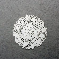 Салфетка декоративная бумажная, миниатюра