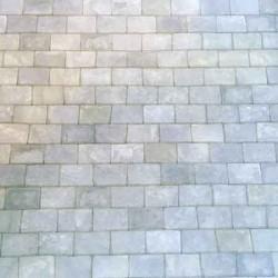 """Покрытие на крышу """"Old Grey Slate Roof"""", миниатюра 1:12"""
