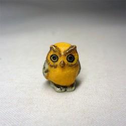 Фигурка сова, миниатюра