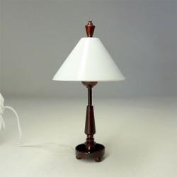 Лампа настольная, миниатюра 1:12