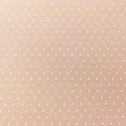Обои Pink Polka Dots On Mauve, масштаб 1:12