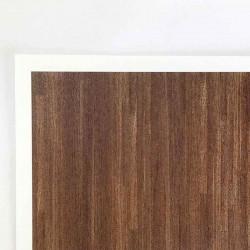 Пол Walnut Plank, миниатюра 1:144