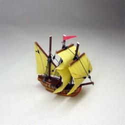 Модель корабля Галеон