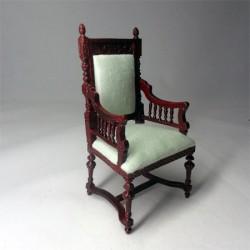 Кресло, миниатюра 1:12