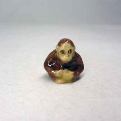 Фигурка обезьяна, миниатюра