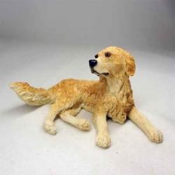 Собака Золотистый ретривер, миниатюра