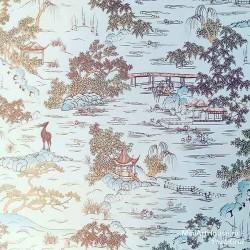 Обои Pagoda Mural, миниатюра 1:12