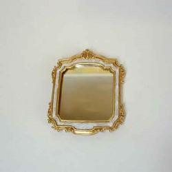 Зеркало, кукольная миниатюра 1:12