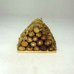 Вязанка дров, миниатюра 1:12